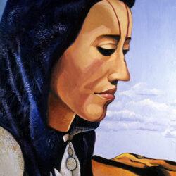 Desert Woman