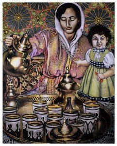 Amazigh - Tea Time